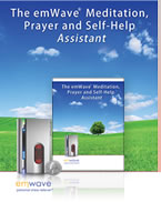 emWave® Solution for Enhancing Meditation, Prayer & Self-Help