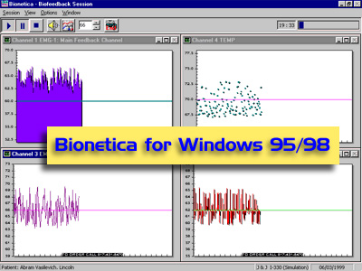 Bionetica Software