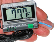 Temperature Biofeedback Digital Numeric Thermal Trainer (D-3000)