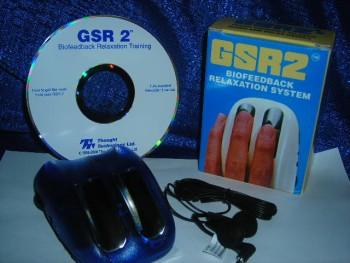 GSR2 Biofeedback Relaxation System